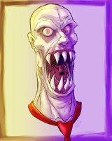 Zachry smith Toothy Guy by ZipDraw