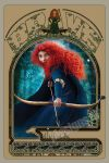 Brave - Art Nouveau by jdesigns79