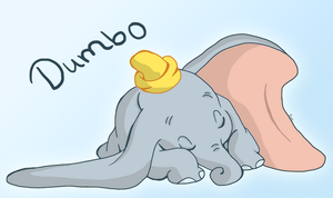 Dumbo by xXKaWaii-RuKiaXx