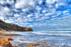 Aireys Inlet Beach 02 by DanielleMiner