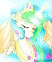 Celestia by EaterofLife