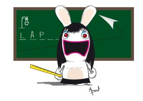 lapin cretin prof by nould