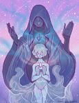Steven Univere: Blue Daimond and her Pearl by Mad--Pie