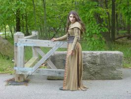 Kahlan Season 1 Coat 1 by ThePrincessNightmare