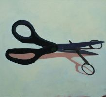 2 scissors by petersulo