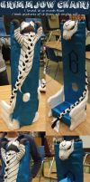 Grimmjow Chair by ravefirell