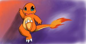 Charmander by BrianH-1995