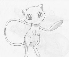 Mew by iamboredalready