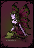Poison the Fairy by PiccoloFreakNamick