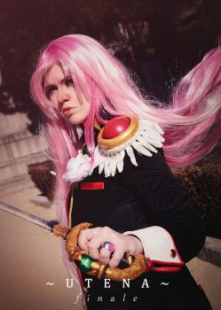 Revolutionary Girl Utena by adiefirebones