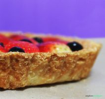 Berry Fruit Tart 2 by munchinees