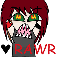Mad Chibi Rawr by Rayne-Ray