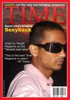 Look mom, Im on a Time Cover by alvito