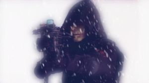 It Be Snowin' On Mr. Quinlan by MrQuinlansBloodDoll