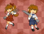 Childrens War - T and Taylor VB Release by Tazzii-chan