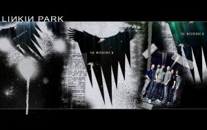 Linkin Park The Messenger by DesignsByTopher