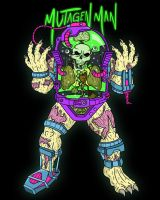Mutagen Man by thelochnesslives