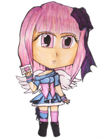 .:Suleika chibi:. by LoonyMarry