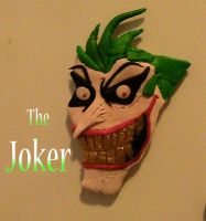 Joker Magnet by Boredman