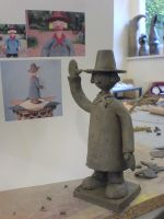 My unfinish Windy Miller by YanamationPictures