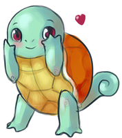 Squirtle by elz-art