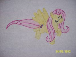 Fluttershy by Tusieq