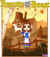 Belle -Beauty and the Beast by Annortha
