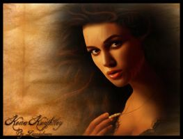 Keira Knightley - Miss Swan by Laurine-Tellier