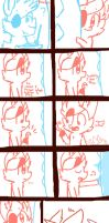 Foxy's Mirror 1-12: 'Someone' by Cookie-and-her-foxes