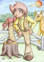 The Ranch - Tai by cowgirlem
