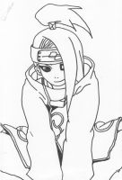 Another Deidara ^^ by Naruto1617