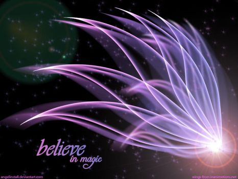 Believe by Angelinstall