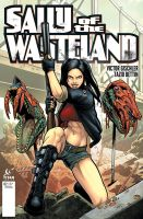 Sally of the Wasteland 2 cover by TazioBettin