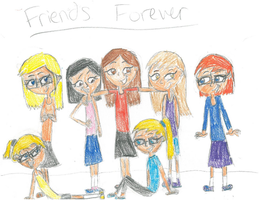 Friends Forever!!!!! by epicpenguin145