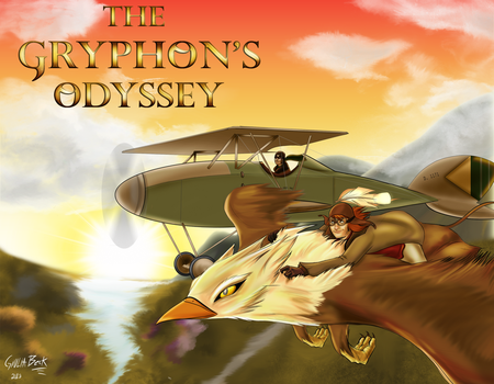 The Gryphon's Odyssey by Giuliabeck