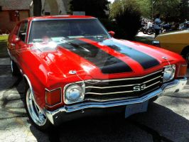 Chevelle SS by MONSTERENERGYLIZ