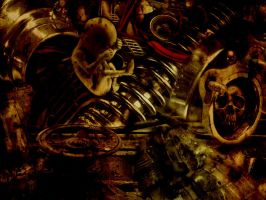 Life and Death Machine 1 by Lord2nz