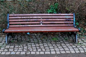 bench by Sweetel