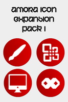 Amora Icon Expansion Pack I by skullcandy19