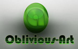 oblivious-art latest logo by oblivious-art