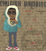 The Childest of Gambinos by hyperboy