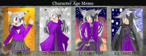 ~.:Character Age Meme:.~ .:Silvia Bat:. by Valkyrie01325
