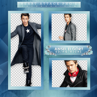 Photopack Png Ansel Elgort by Ricardo-Swift22