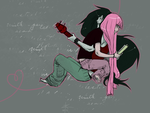 Bubbline - Cuddlefloat II by Zell-K