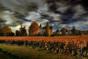 Autumnal colors III by ChristineAmat
