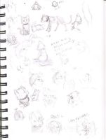 Doodling fun :sketch4: by crystalleung7