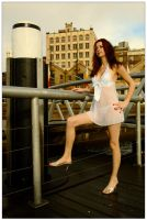 Kathryn - wharf white 1 by wildplaces