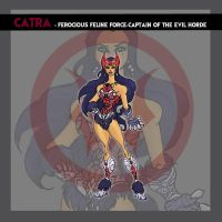 Catra - red mask by thejason10