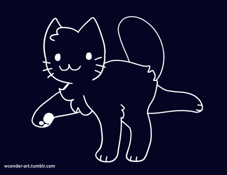 Cat Animation by wcender
