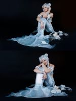 Serenity cosplay Mermaid 6 by Usagi-Tsukino-krv